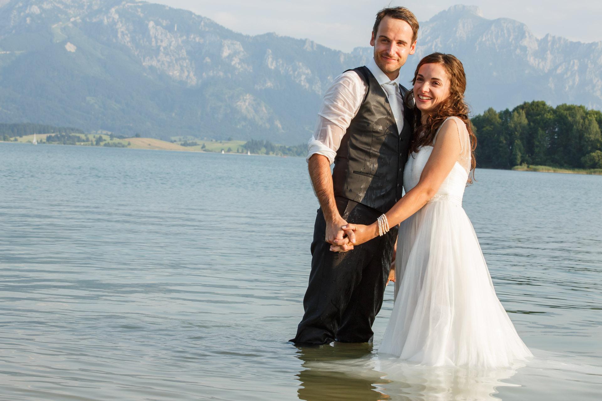 Wet Wedding Fotowerkstatt Bernard
